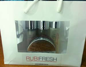 Rubifresh quarterly order